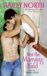 Portada de NOT THE MARRYING KIND