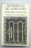 Portada de MEMORIAS DE ADRIANO