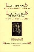 Portada de LAS HOJAS VIVAS/LOS NOMBRES DE CASTLEMAN