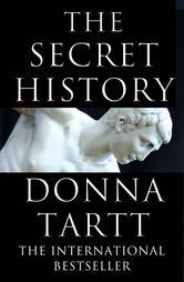 Portada de THE SECRET HISTORY