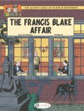Portada de BLAKE AND MORTIMER: FRANCIS BLAKE AFFAIR V. 4 (BLAKE & MORTIMER VOL 4)