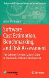 Portada de SOFTWARE COST ESTIMATION, BENCHMARKING, AND RISK ASSESSMENT