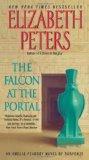 Portada de THE FALCON AT THE PORTAL (AMELIA PEABODY MYSTERIES)