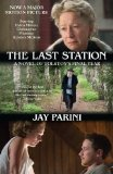 Portada de THE LAST STATION: A NOVEL OF TOLSTOY'S FINAL YEAR (RANDOM HOUSE MOVIE TIE-IN BOOKS)
