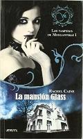 Portada de LA MANSIÓN GLASS