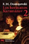 Portada de LOS HERMANOS KARAMAZOV 2