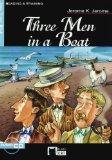 Portada de THREE MEN IN A BOAT (INCLUYE CD)