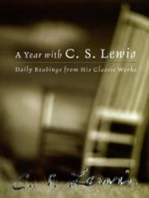Portada de A YEAR WITH C. S. LEWIS