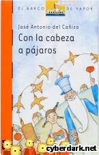 Portada de CON LA CABEZA A PÁJAROS (EBOOK-EPUB) - EBOOK