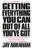Portada de GETTING EVERYTHING YOU CAN OUT OF ALL YOU'VE GOT: TWENTY-ONE WAYS YOU CAN OUT-THINK, OUT-PERFORM AND OUT-EARN THE COMPETITION
