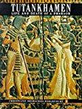 Portada de TUTANKHAMEN: LIFE AND DEATH OF A PHARAOH