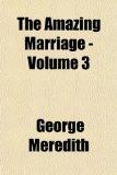 Portada de THE AMAZING MARRIAGE - VOLUME 3