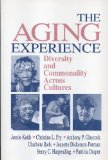 Portada de THE AGING EXPERIENCE: DIVERSITY AND COMMONALITY ACROSS CULTURES