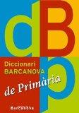 Portada de DICCIONARI BARCANOVA DE PRIMARIA