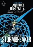 Portada de STORMBREAKER: THE GRAPHIC NOVEL. ANTHONY HOROWITZ, ANTONY JOHNSTON
