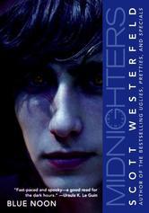 Portada de MIDNIGHTERS #3: BLUE NOON