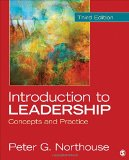 Portada de INTRODUCTION TO LEADERSHIP: CONCEPTS AND PRACTICE
