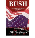 Portada de BUSH - THE DARK NIGHT OF AMERICA (PAPERBACK) - COMMON