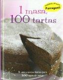 Portada de 1 MASA, 100 TARTAS (CON LAZO)