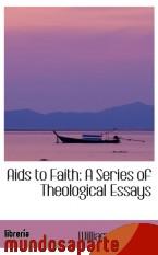 Portada de AIDS TO FAITH: A SERIES OF THEOLOGICAL ESSAYS