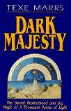 Portada de DARK MAJESTY: SECRET BROTHERHOOD AND THE MAGIC OF A THOUSAND POINTS OF LIGHT