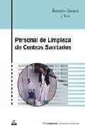 Portada de PERSONAL DE LIMPIEZA DE CENTROS SANITARIOS: TEMARIO GENERAL Y TEST