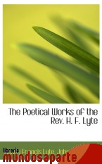 Portada de THE POETICAL WORKS OF THE REV. H. F. LYTE