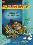 Portada de SAMMY, TOME 18 : PANIQUE AU VATICAN (TOUS PUBLICS)