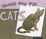 Portada de CATS (DRAWING MADE FUN)