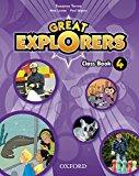 Portada de GREAT EXPLORERS 4: CLASS BOOK PACK