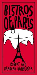 Portada de BISTROS OF PARIS