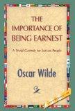 Portada de THE IMPORTANCE OF BEING EARNEST