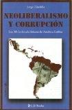 Portada de NEOLIBERALSIMO Y CORRUPCIÓN - EBOOK