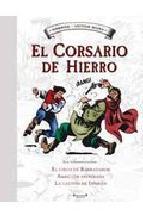 Portada de EL CORSARIO DE HIERRO Nº 4: EL CIRCO DE BAMBADABUM Y OTRAS AVENTURAS