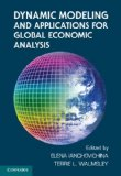Portada de DYNAMIC MODELING AND APPLICATIONS FOR GLOBAL ECONOMIC ANALYSIS