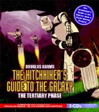 Portada de THE HITCHHIKER'S GUIDE TO THE GALAXY: THE TERTIARY PHASE