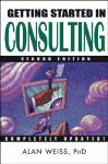 Portada de GETTING STARTED IN CONSULTING