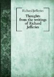 Portada de THOUGHTS FROM THE WRITINGS OF RICHARD JEFFERIES. 24