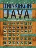 Portada de THINKING IN JAVA (4TH EDITION) (EDITION 4) BY ECKEL, BRUCE [PAPERBACK(2006¡Ê?]
