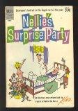 Portada de NELLIE'S SURPRISE PARTY