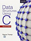 Portada de DATA STRUCTURES USING C 2ND REVISED EDITION BY THAREJA, REEMA (2014) PAPERBACK