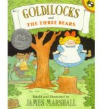 Portada de (GOLDILOCKS AND THE THREE BEARS) BY MARSHALL, JAMES (AUTHOR) PAPERBACK ON (01 , 1998)