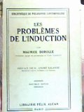 Portada de LES PROBLÈMES DE L'INDUCTION