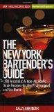 Portada de NEW YORK BARTENDER'S GUIDE