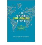 Portada de [(THE POWER OF UNREASONABLE PEOPLE: HOW SOCIAL ENTREPRENEURS CREATE MARKETS THAT CHANGE THE WORLD)] [BY: JOHN ELKINGTON]