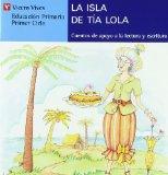 Portada de LA ISLA DE TÍA LOLA (SERIE AZUL): 2 (CUENTOS APOYO AZULES IMPRE)