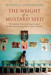 Portada de THE WEIGHT OF A MUSTARD SEED