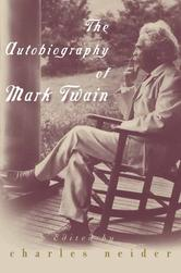 Portada de THE AUTOBIOGRAPHY OF MARK TWAIN