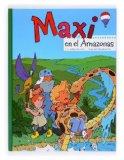 Portada de MAXI EN EL AMAZONAS