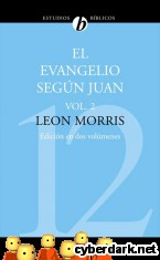 Portada de EVANGELIO SEGÚN JUAN, EL VOL. 2 - EBOOK